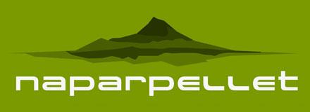 Naparpellet Logo Verde