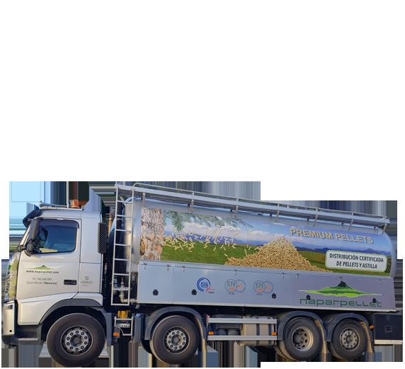 Naparpellet Servicios Camión Neumático