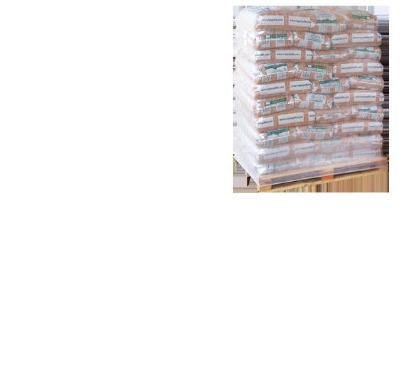 Naparpellet Servicios Palet de sacos