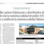 Naparpellet, primer fabricante y distribuidor de Europa con la máxima calidad de pellet (ENPlusA1 y DINPlus) y astilla de la máxima calidad (BiomasudA1).