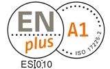 Certificado de Calidad EN plus es10